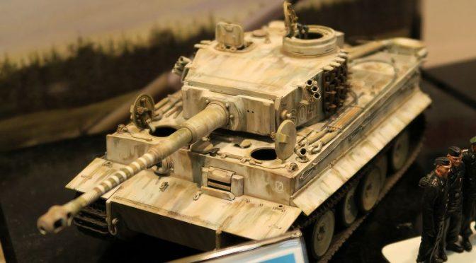 ドラゴン 戦車展示 模型ホビーショー2015