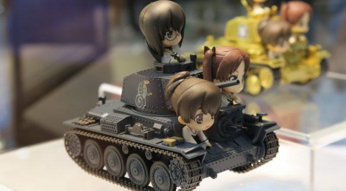 ピットロード ガールズ&パンツァー 38t 戦車B/C型 エンディングVer.全国大会時 模型ホビーショー2016