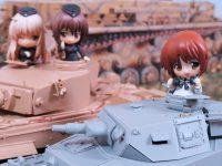 1/35 ドラゴン IV号戦車 F1型 レビュー その6 素組完成!