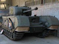 1/35 歩兵戦車Mk.IV チャーチル(A22) プラモデル キット一覧