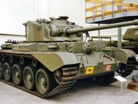 1/35 巡航戦車コメット(A34) プラモデル キット一覧