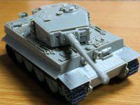 AFVクラブ 1/48 タイガーI 重戦車 後期型 レビュー