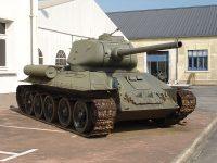 1/35 T-34/76, 85 プラモデル キット一覧