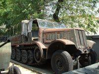 1/35 Sd.Kfz.9 18トンハーフトラック ファモ プラモデル キット一覧