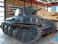1/35 チェコ製プラガ38(t)戦車 プラモデル キット一覧