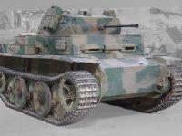 1/35 2号戦車、ルクス、ヴェスペ プラモデル キット一覧